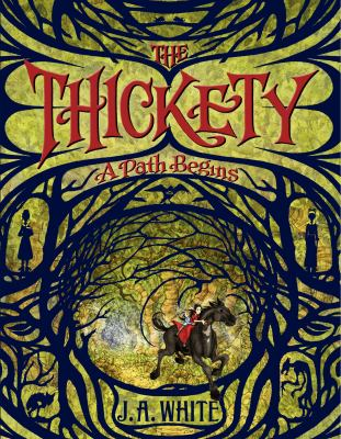 Details about The Thickety : a path begins