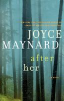 Cover art for After Her
