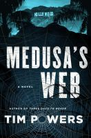 Cover art for Medusa's Web