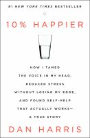Book cover: 10 Percent Happier