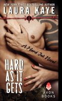 Cover art for Hard As It Gets