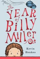 Cover art for The Year of Billy Miller