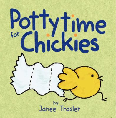 cover of Pottytime for Chickies