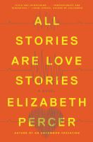Cover art for All Stories are Love Stories