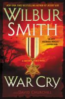 Cover art for War Cry
