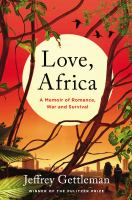 Cover art for Love, Africa
