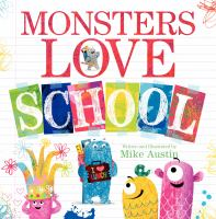 Cover art for Monsters Love School