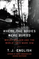 Cover of Where the Bodies Were Buried