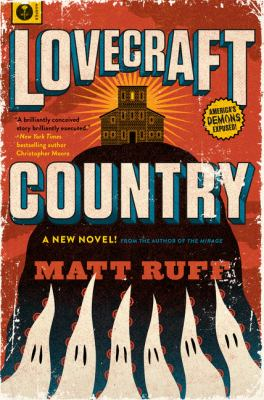 cover of Lovecraft Country