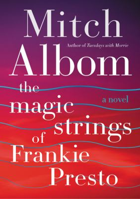 cover of The Magic Strings of Frankie Presto