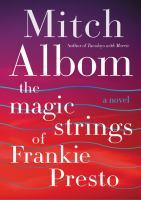Cover art for The Magic Strings of Frankie Presto