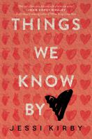 Cover art for Things We Know By Heart