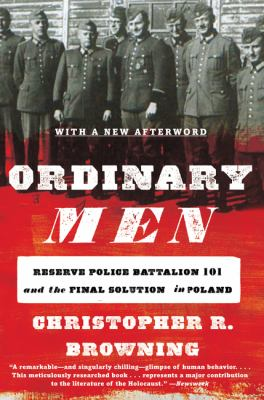 book cover for Ordinary Men