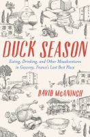Cover art for Duck Season