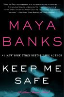 Cover art for Keep Me Safe