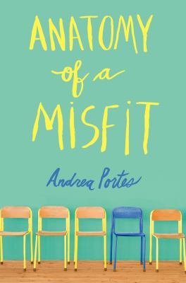 cover of Anatomy of a Misfit