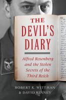 Cover art for The Devil's Diary