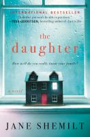 Cover art for The Daughter