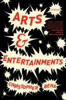 Cover art for Arts & Entertainments