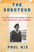 Cover art for The Saboteur