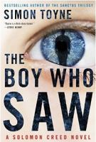 Cover art for The Boy Who Saw