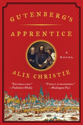 cover of Gutenberg's Apprentice