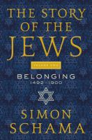 Cover art for The Story of the Jews