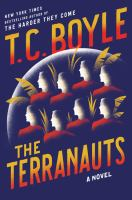 Cover art for The Terranaunts