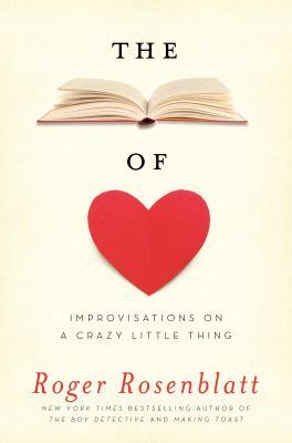 cover of The book of love : improvisations on a crazy little thing