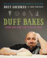 Cover art for Duff Bakes