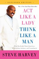 Cover art for Act Like a Lady, Think Like a Man