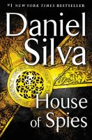 House Of Spies by Silva, Daniel © 2017 (Added: 7/11/17)