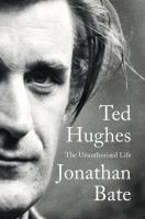 Cover of Ted Hughes