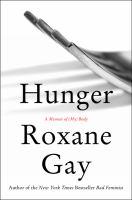 Cover art for Hunger