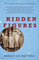 Cover art for Hidden Figures