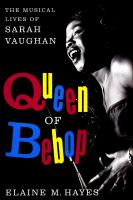 Cover art for Queen of Bebop