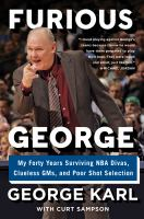 Cover art for Furious George