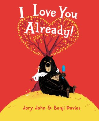 cover of I love you already