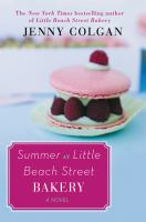 Cover art for Summer at Little Beach Street Bakery