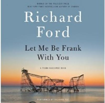 cover of Let Me Be Frank with You