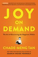 Cover art for Joy on Demand