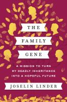 Cover art for The Family Gene