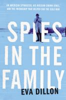 Cover art for Spies in the Family
