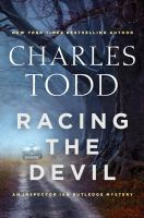 Cover art for Racing the Devil