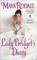 Cover art for Lady Bridget's Diary