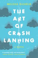 Book cover of The Art of Crash Landing