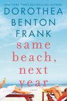 Cover art for Same Beach, Next Year