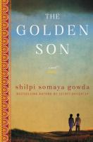 Cover art for The Golden Son