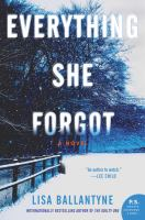Cover of Everything She Forgot