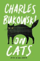 Cover art for On Cats
